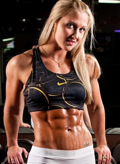how to Get Abs in a Week For Girls