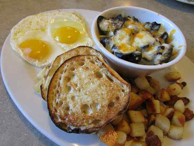 Best Tasting Fast Food Breakfast