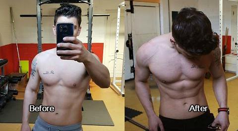 fat to fit transformation male