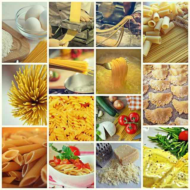 Low Carb Pasta