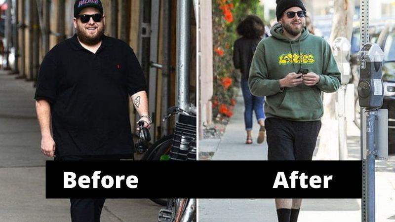Jonah Hill Weight Loss