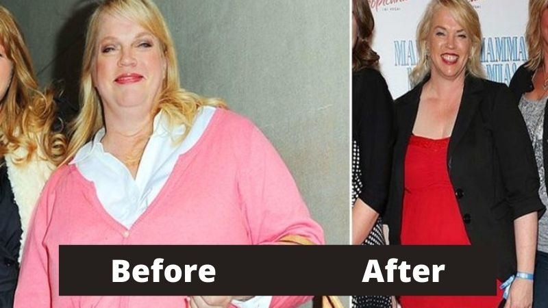 Janelle Brown Weight Loss