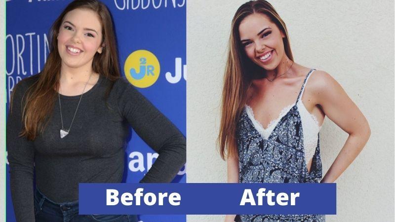 Miranda May Weight Loss