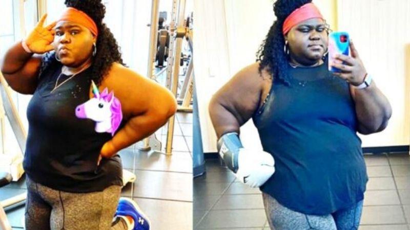 Gabourey Sidibe Weight Loss
