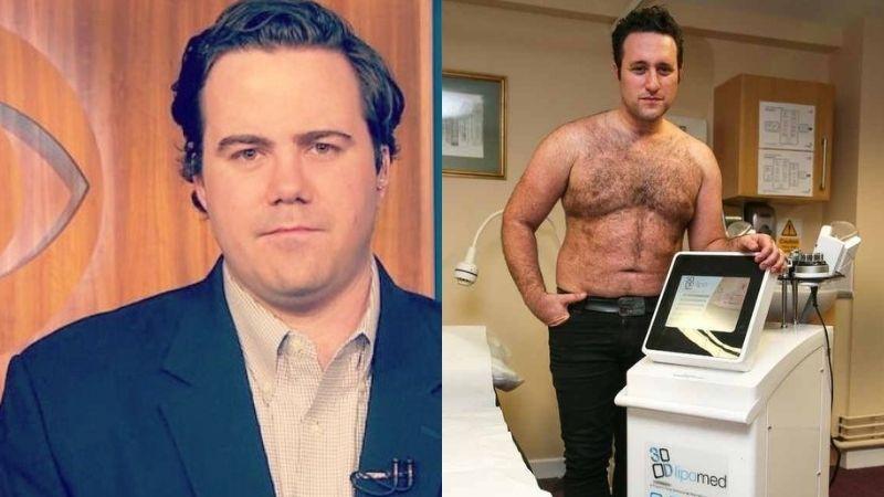 Robert Costa Weight Loss