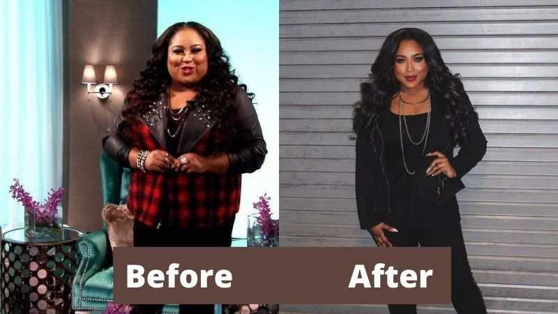 Tanisha Thomas Weight Loss