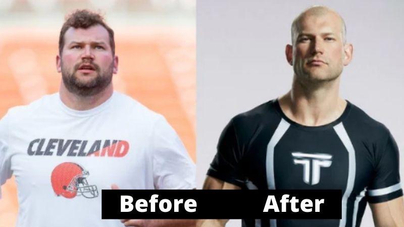 Joe Thomas Weight Loss