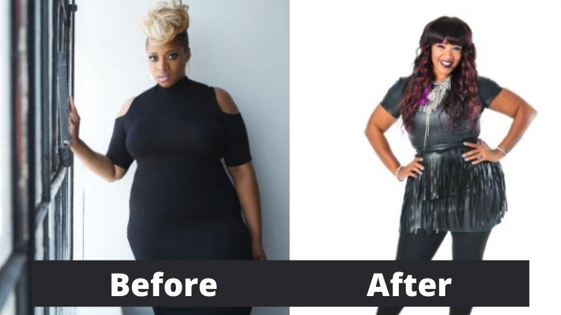 Karen Clark Sheard Weight Loss