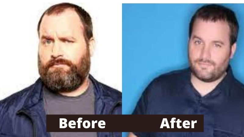 Tom Segura Weight Loss