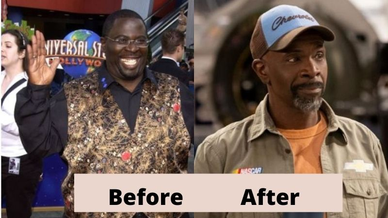 Gary Anthony Williams Weight Loss