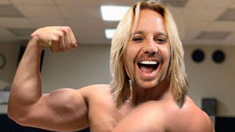 Vince Neil Weight Loss