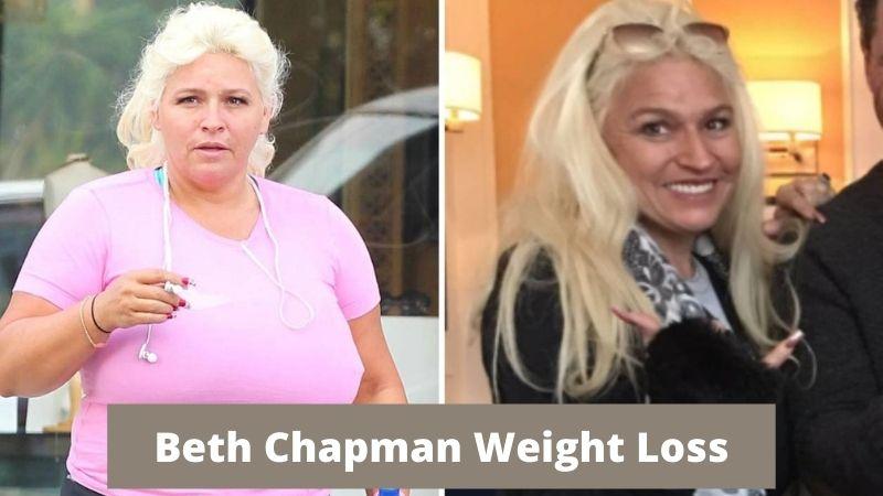 Beth Chapman Weight Loss