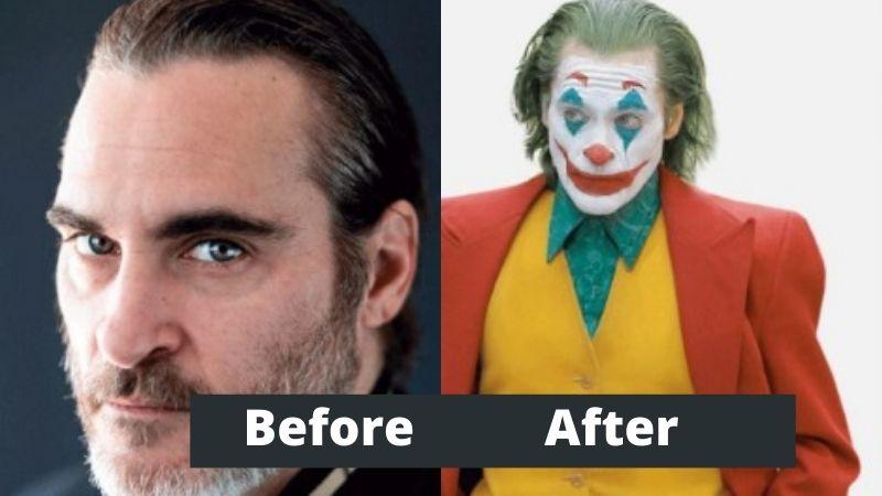 Joaquin Phoenix Weight Loss