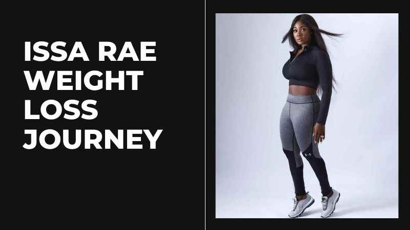 Issa Rae weight loss