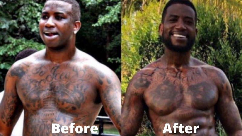 Gucci Mane Weight Loss