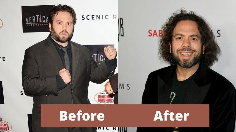 Dan Fogler Weight Loss
