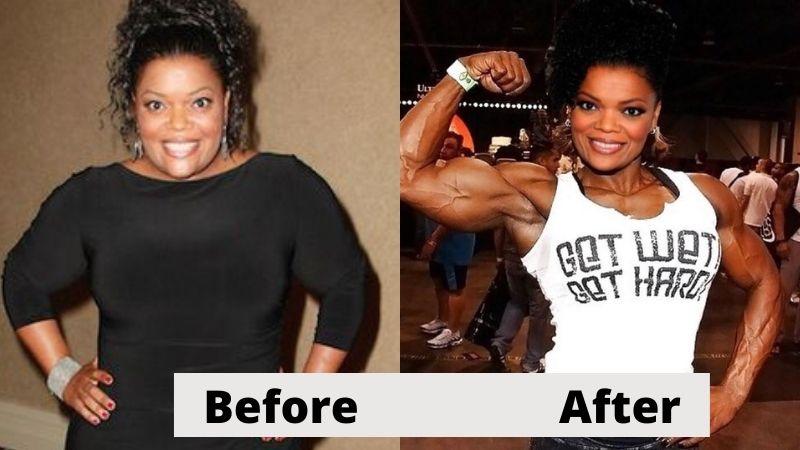 Yvette Nicole Brown Weight Loss