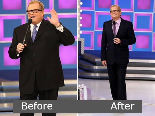 Drew Carey Weight Loss
