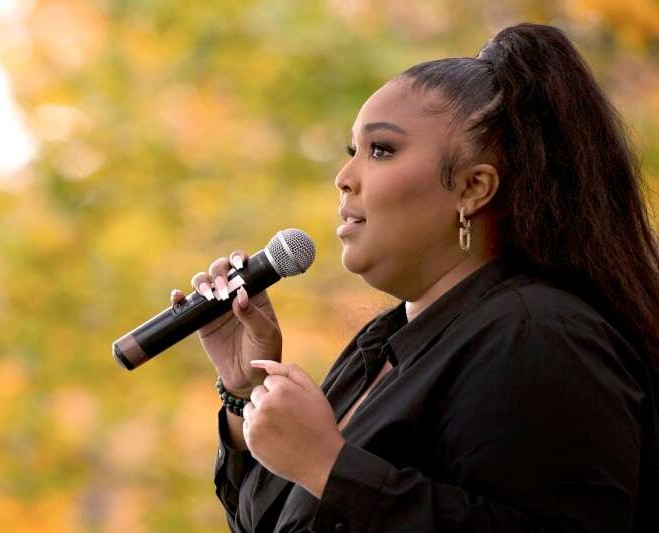Lizzo Weight Loss