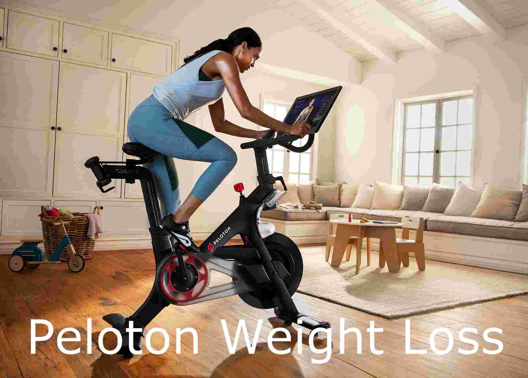 Peloton Weight Loss