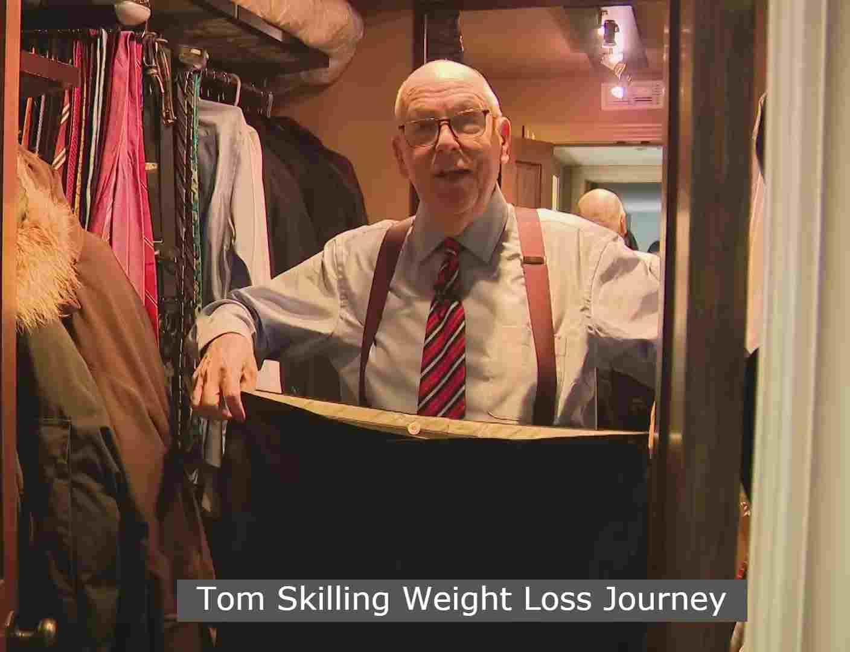 Tom Skilling Weight Loss