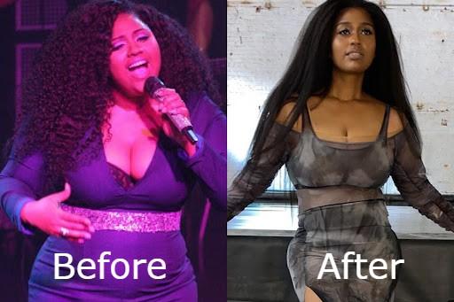 Jazmine Sullivan Weight Loss