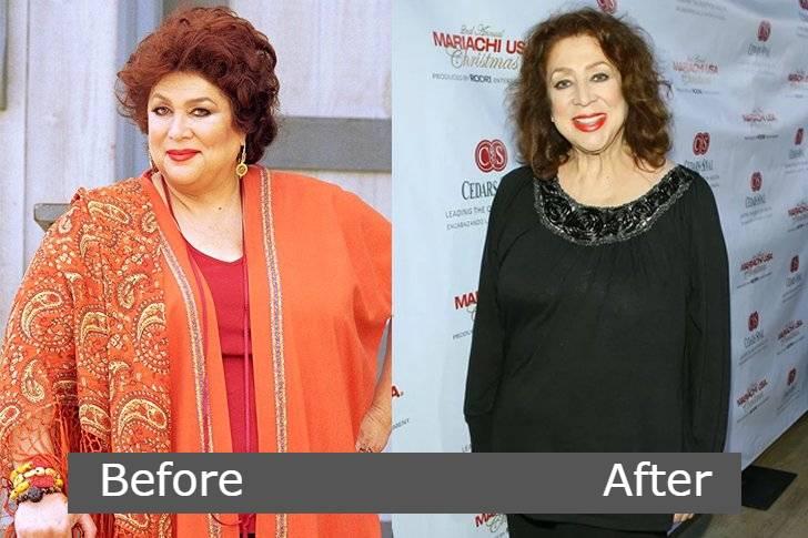 Liz Torres Weight Loss