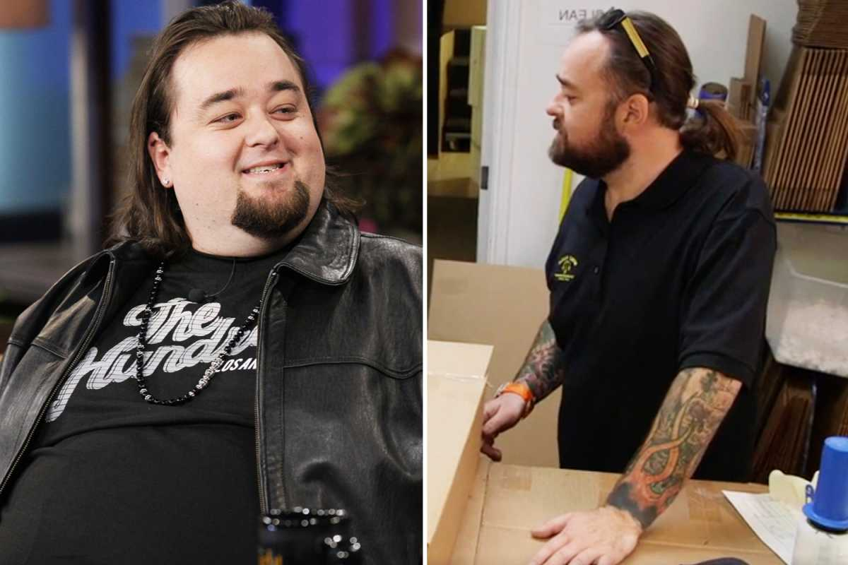Chumlee Weight Loss